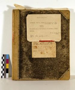 JBT 009 Copiador 1911-18