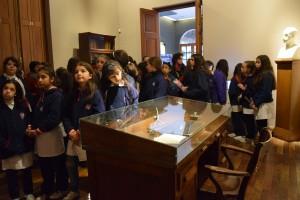 """Visita guiada alumnas  de 5to ° """"B"""" de la escuela Sarmiento"""
