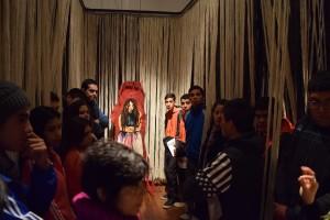 Visita guiada alumnos Colegio Santo Tomás de las Talitas