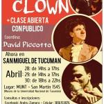 flyer-SEMINARIO DE CLOWN-DAVID PICCOTTO