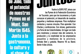Feria PYMES Federación Económica de Tucumán-image