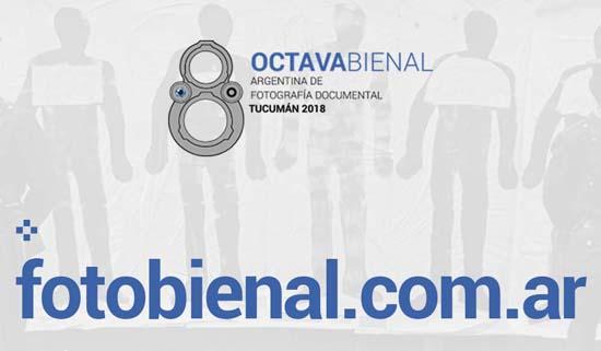 Octava Bienal de Fotografía Documental