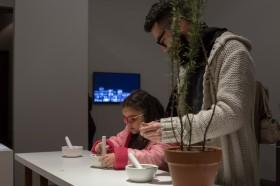 """""""Entre sentidos"""" Exhibición BIENALSUR-image"""
